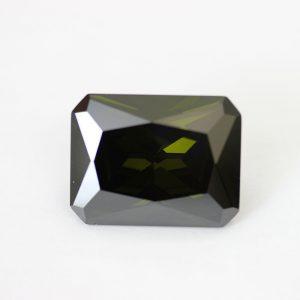 Синтетичен александрит, 21х11 мм, капка