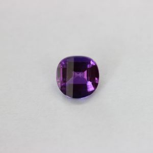 Синтетичен камък, 8.00 мм, цвят аметист