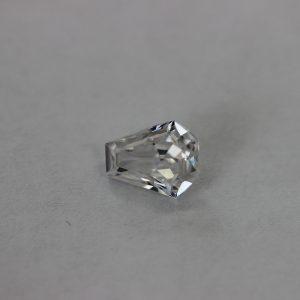 Синтетичeн камък, cuff , р-р 10 х 8 мм, цвят рубин