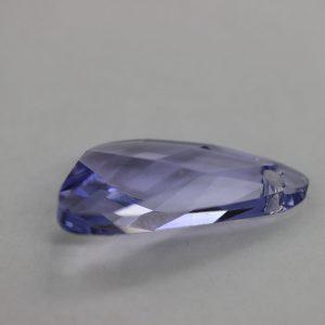 Кристален камък, форма фенси, 27.00  мм, цвят кристал